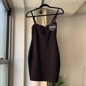 *NWT* $218 Nookie Australia Revolve Plunge Dress